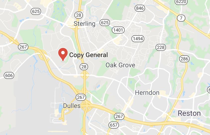 Map Copy General